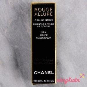 Chanel Rouge Allure Luminous Intense 847