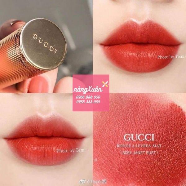 Swatch Gucci 505 Matte