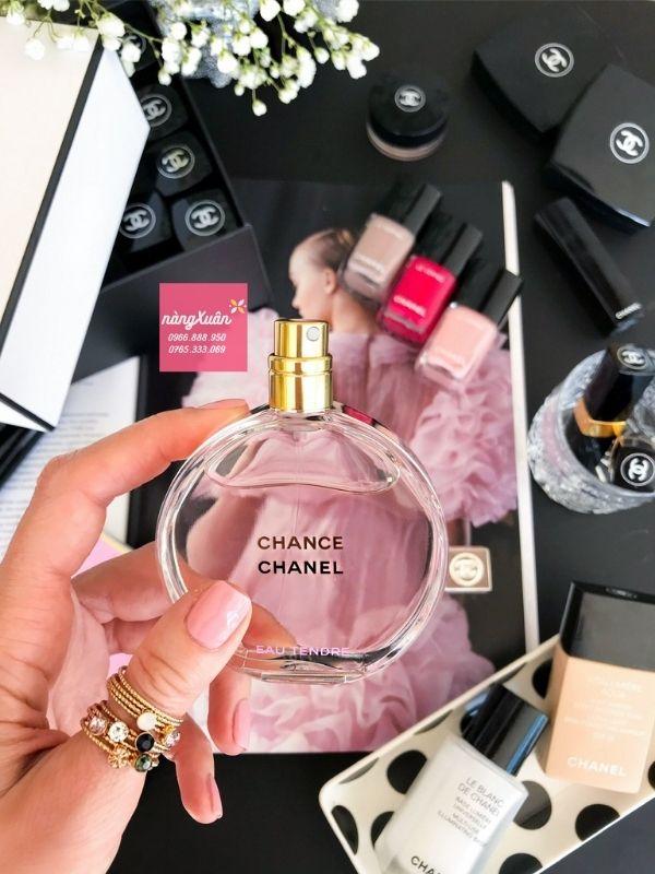 Nước hoa Chance Chanel Hồng 50ml chính hãng