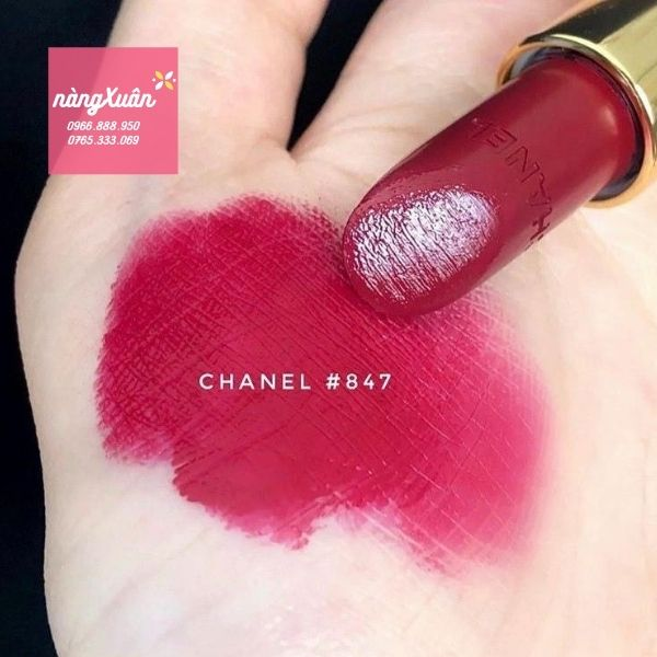 Review CHANEL Rouge Allure Luminous Intense
