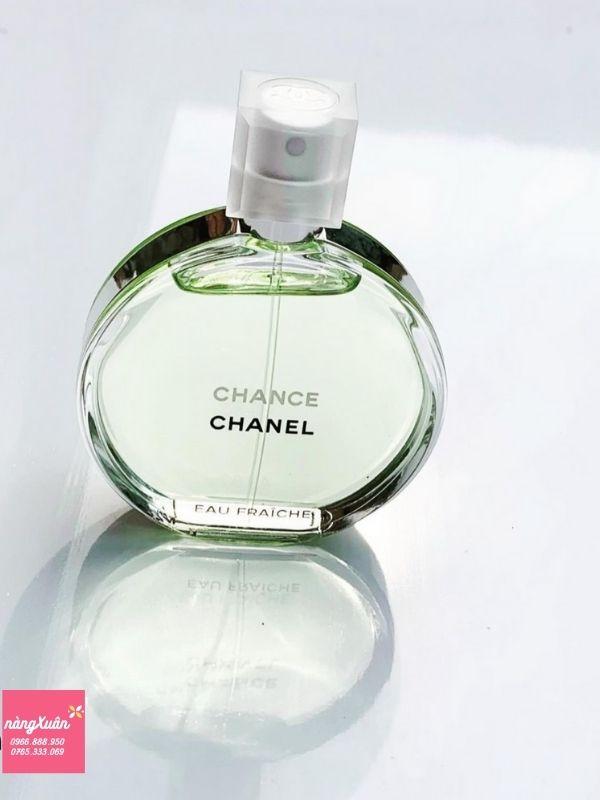 Chanel Chance Eau Fraiche EDT xanh