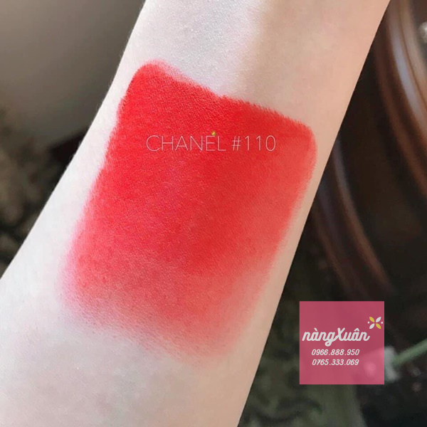 Review son Chanel Rouge Allure Extreme 110