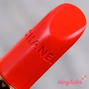 Son CHANEL 827 Rouge Magnifique - Màu Cam Tươi