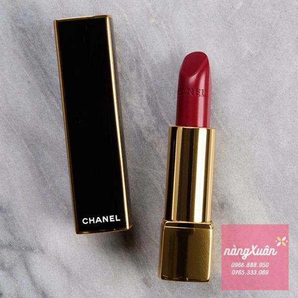 Chanel Rouge Allure Luminous Intense 847 Rouge Majestueux