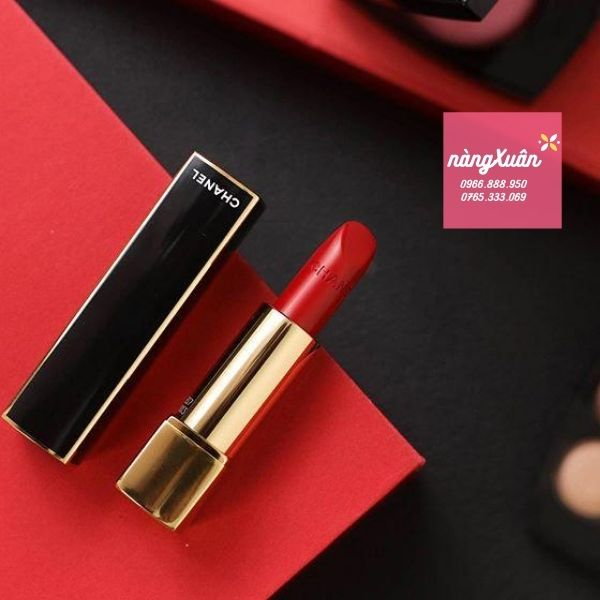 ChanelRouge Allure 837 màu đỏ tươi