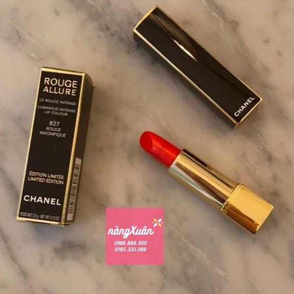 Son Rouge Allure Luminous Intense Lip Colour có tốt không