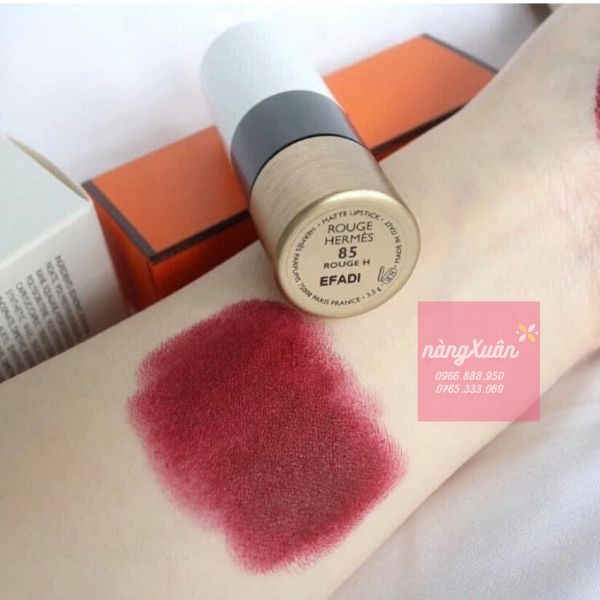 Swatch son Rouge Mat 85