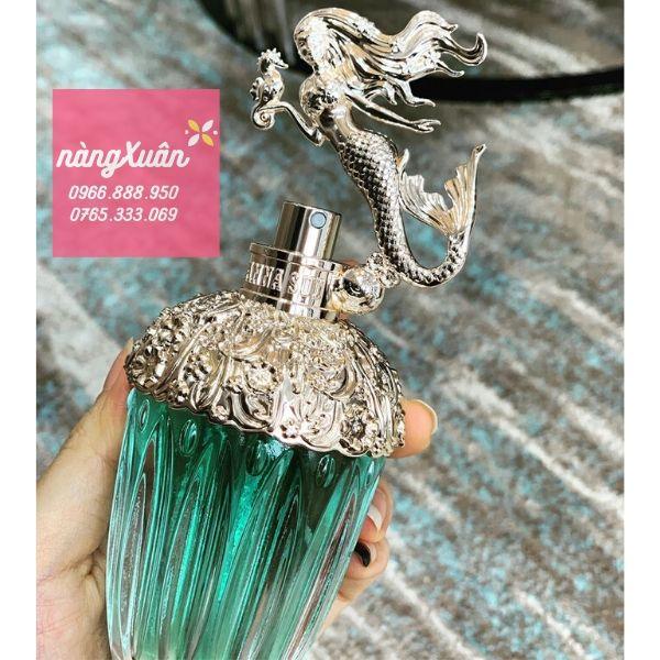 Nơi mua Nước hoa nữ Anna Sui Fantasia Mermaid EDT 30ml chính hãng giá rẻ