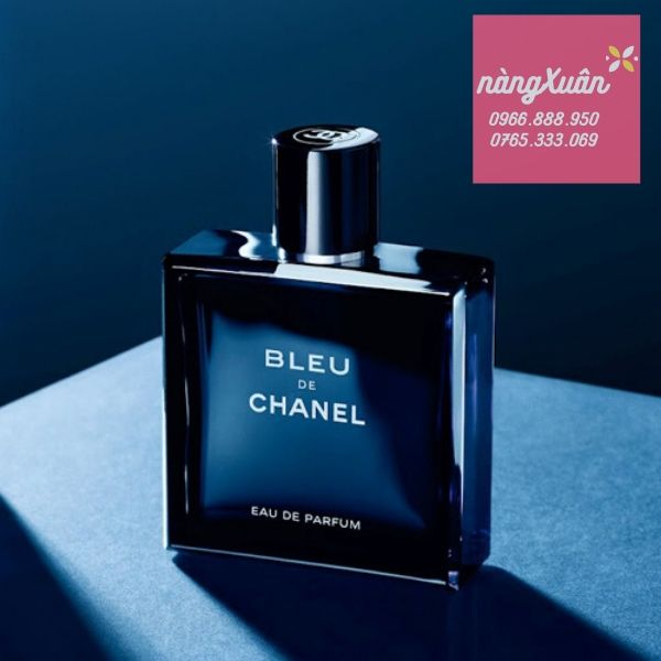Bleu De Chanel EDP thu hút ánh nhìn đối phương gây sự say mê, muốn sỡ hữu ngay.