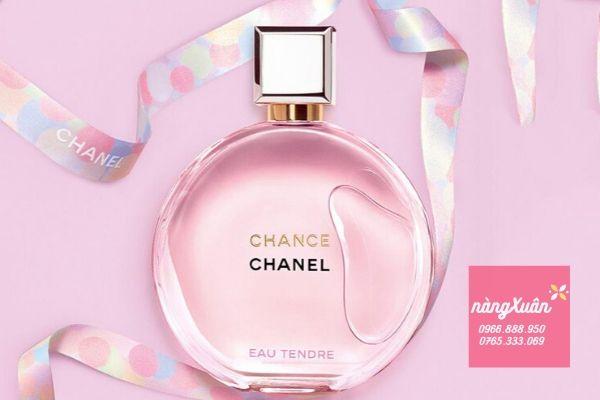 Chanel Eau Tendre 100ml, 50ml chính hãng hàng xách tay , có sẵn