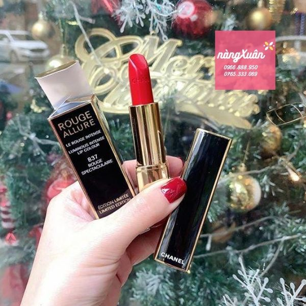 Chanel Rouge Spectaculaire