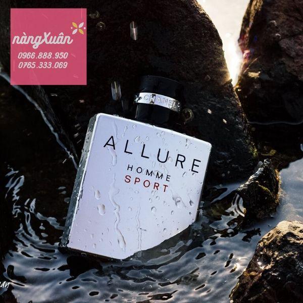 Review Nước hoa Chanel Allure Homme Sport EDT 100ml chính hãng giá bao nhiêu