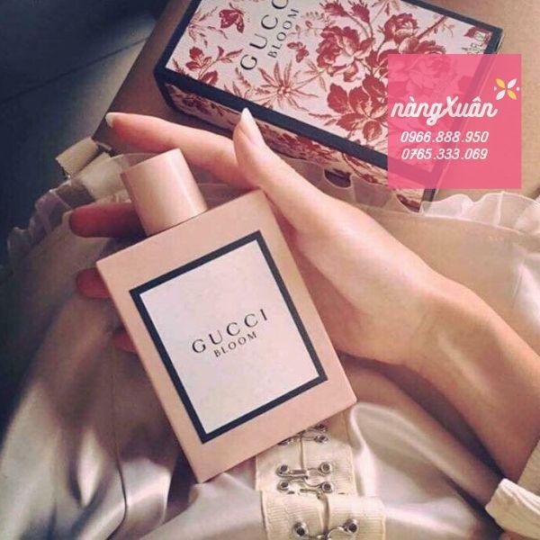 Nước hoa Gucci Bloom EDP 50ml chính hãng hàng xách tay