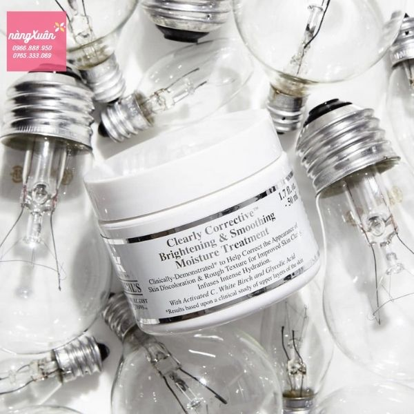 Kem Kiehl's Clearly Corrective™ Brightening & Smoothing Moisture Treatment