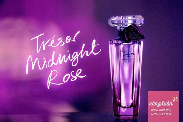 Nước hoa Lancôme Tresor Midnight Rose EDP 50ml chính hãng
