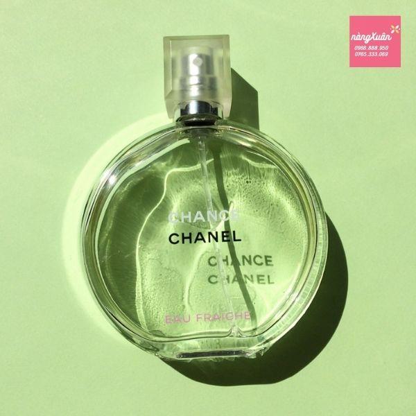 Nước hoa Chanel Chanel Eau Fraiche chính hãng