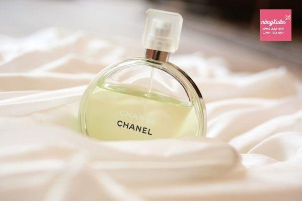 Review Nước hoa Chance Chanel xanh chính hãng