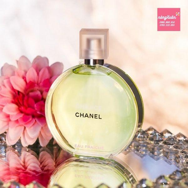 Review Nước hoa Chanel Chance Eau Fraiche Eau De Toilette 50ml