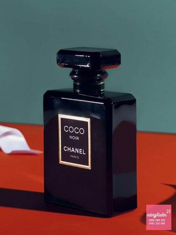 Review mùi hương nước hoa Chanel Coco Noir