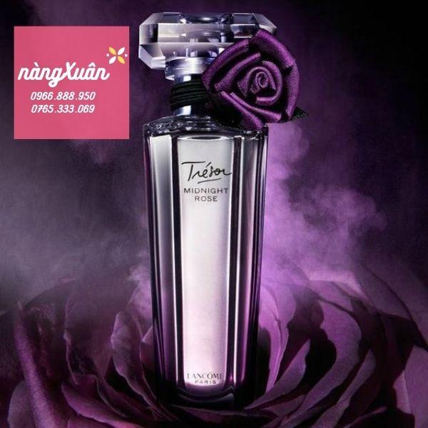 Review Nước hoa Lancôme Tresor Midnight Rose EDP 50ml giá bao nhiêu