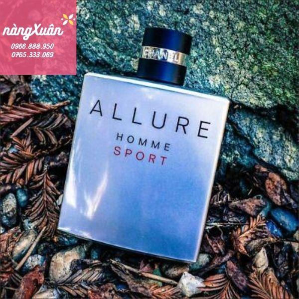 Nước hoa Chanel Allure Homme Sport