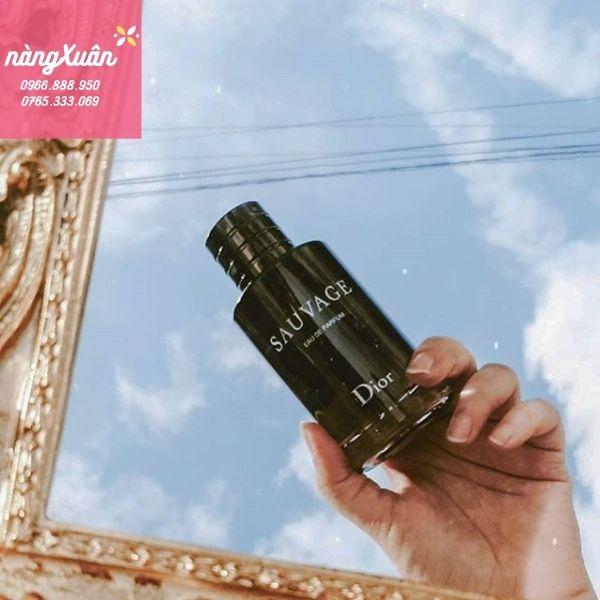 Review Nước hoa Dior Sauvage EDP 60ml