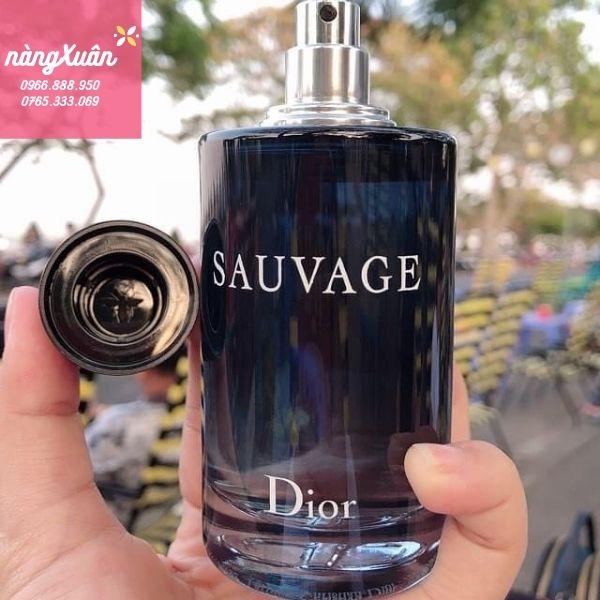 Nước hoa nam Dior Sauvage EDT 100ml chính hãng