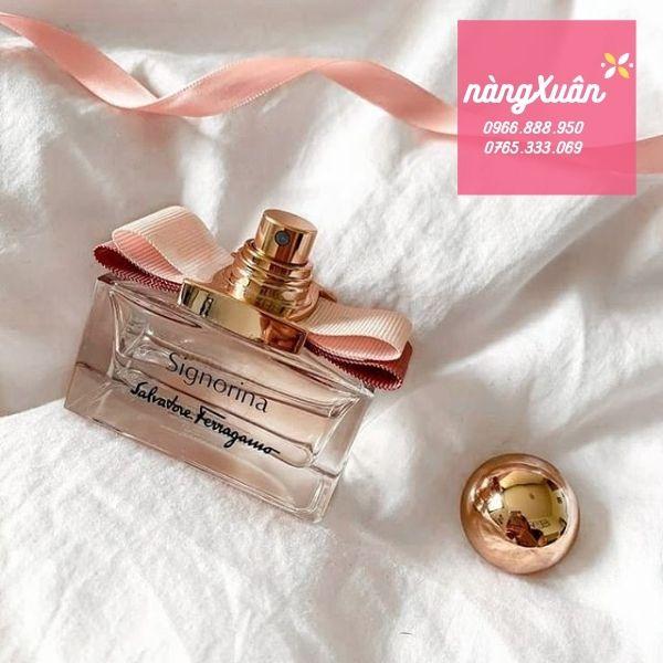 Nơi mua Nước hoa Salvatore Ferragamo Signorina EDT chính hãng có sẵn uy tín