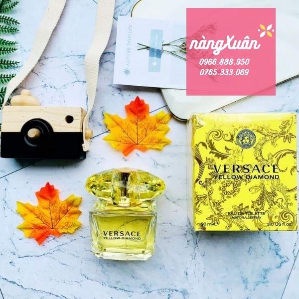 Nước hoa Versace Yellow Diamond EDT 50ml