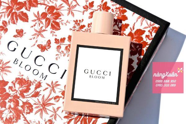 Nước hoa Gucci Bloom EDP 50ml chính hãng giá bao nhiêu