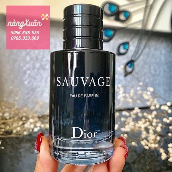 Review nước hoa nam Dior Sauvage EDP 100ml chính hãng