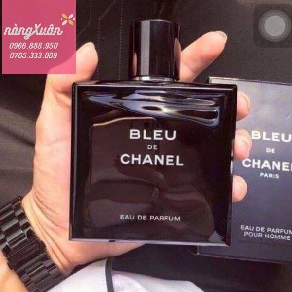 Bleu de Chanel 100ml có độ bám hương lâu