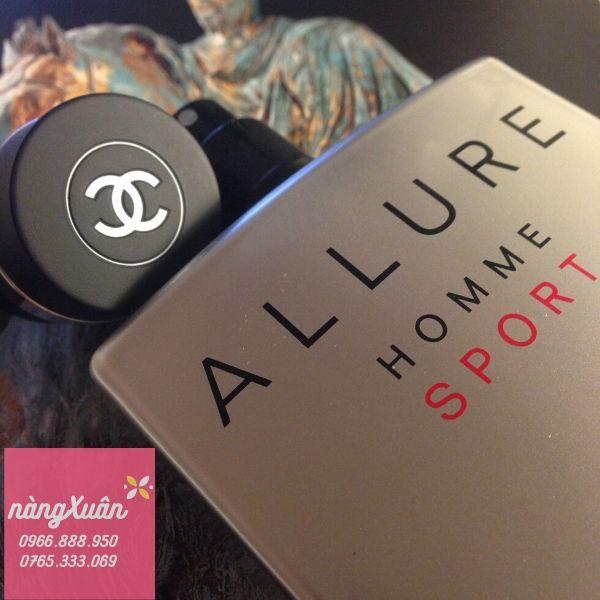 Review Nước hoa nam Chanel Allure Homme Sport EDT