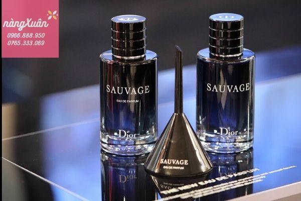 Review Nước hoa nam Dior Sauvage EDT 100ml chính hãng giá tốt