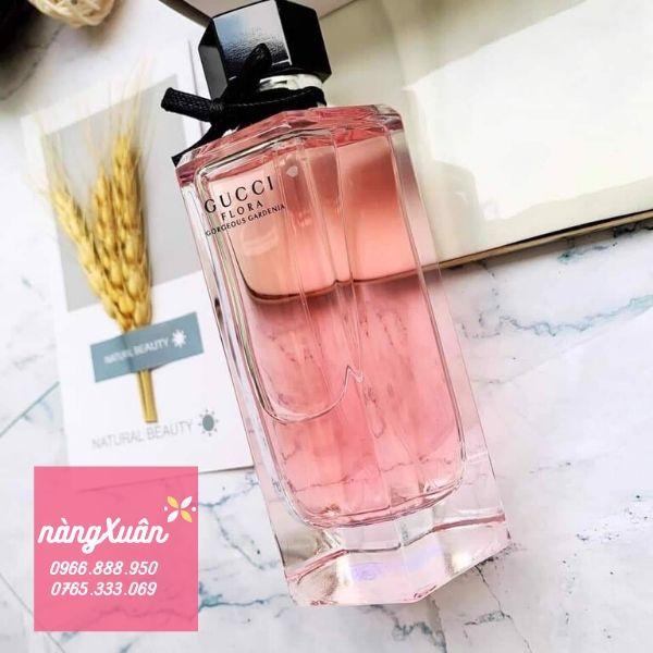 Gucci Flora Gorgeous Gardenia Limited Edition EDT toả hương tốt, bám lâu