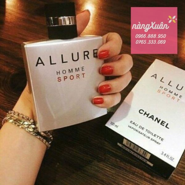 Nơi mua Nước hoa Chanel Allure Homme Sport EDT chính hãng giá rẻ uy tín