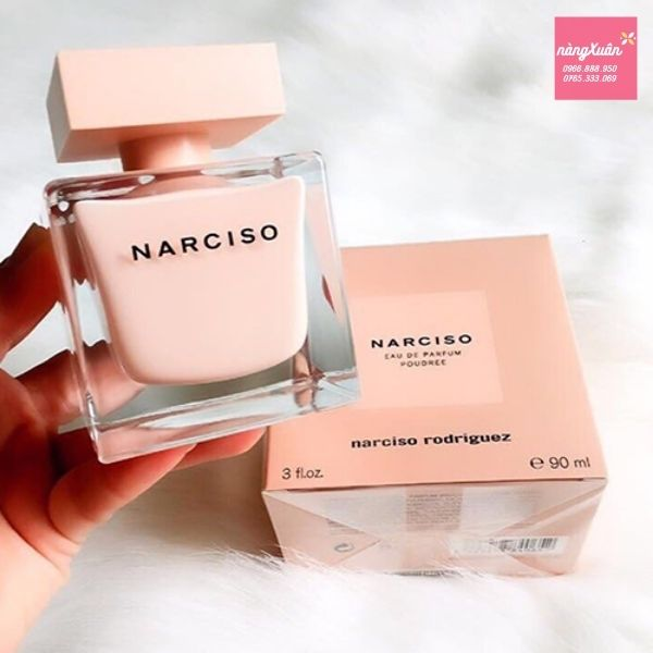 Nước hoa Narciso Poudree EDP 90ml chính hãng giá bao nhiêu