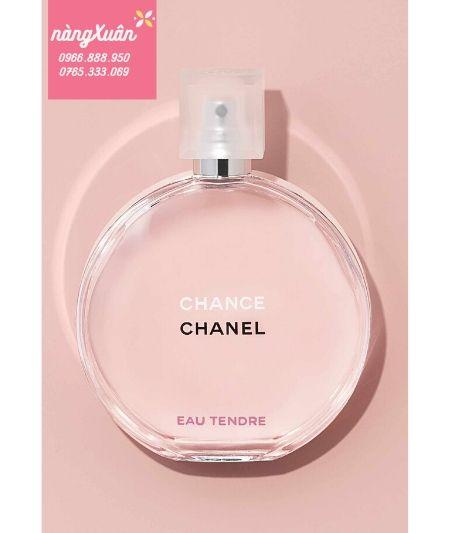 Nước hoa nữ Chance Chanel Eau Tendre EDT chính hãng