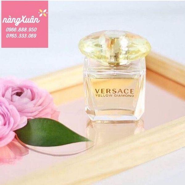 Versace Yellow Diamond EDT 50ml mua ở đâu giá rẻ