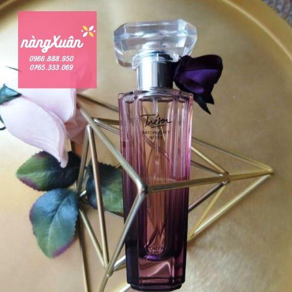 Nơi mua Nước hoa nữ Lancôme Tresor Midnight Rose EDP chính hãng giá rẻ