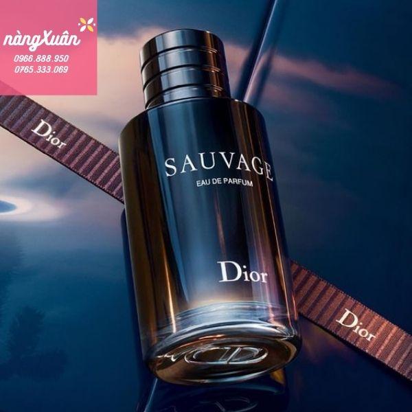 Review Nước hoa Dior Sauvage EDP 60ml chính hãng giá bao nhiêu