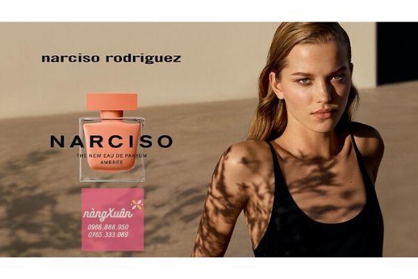 Nước hoa Narciso Rodriguez Ambree 90ml chính hãng giá rẻ