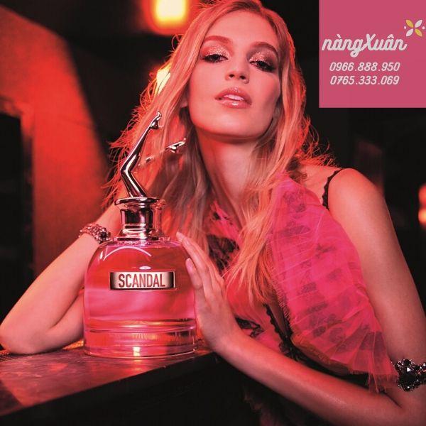 Review nước hoa Scandal Jean Paul Gaultier By Night Intense EDP 80ml chính hãng hàng xách tay có sẵn tại Nàng Xuân Authentic