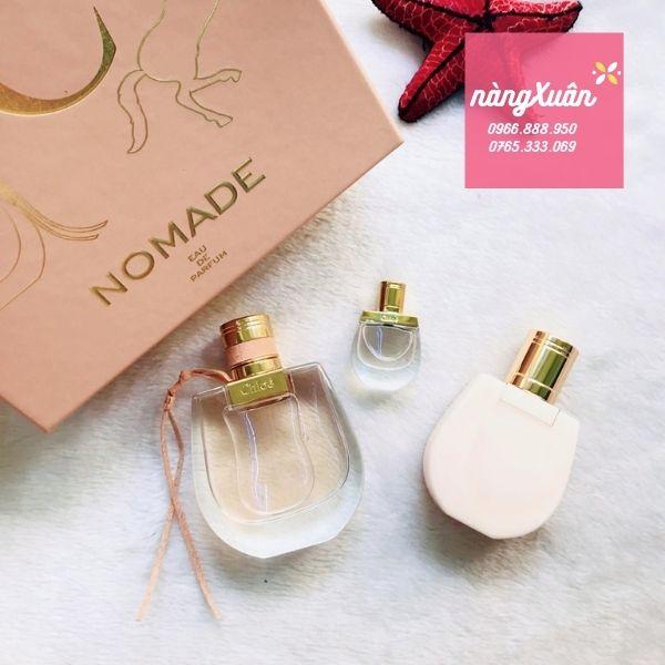 Set nước hoa Chloé Nomade chính hãng mua ở đâu giá rẻ