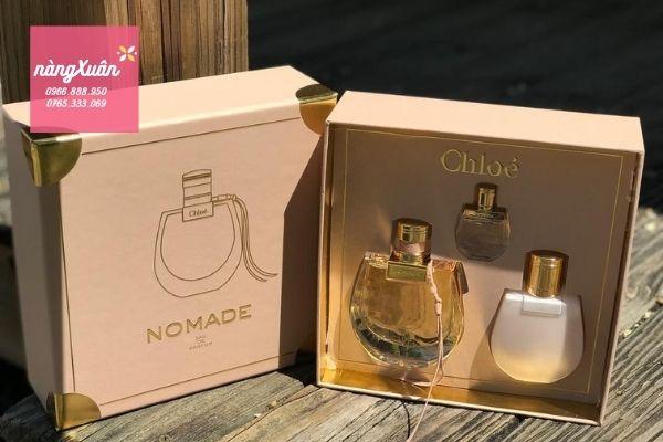 Set nước hoa Chloe Nomade chính hãng giá rẻ