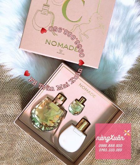 Review set nước hoa Chloé Nomade mua ở đâu, giá bao nhiêu?