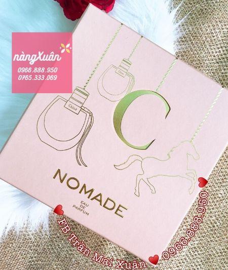 Set nước hoa Chloé Nomade chính hãng