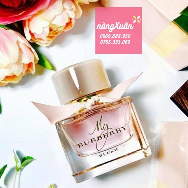 Mini My Burberry Blush Eau De Parfum 5ml chính hãng