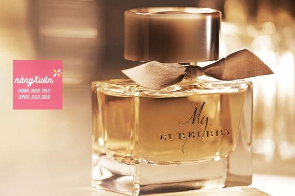 Nước Hoa My Burberry Eau De Parfum 5ml.