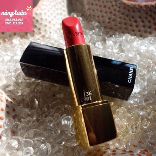 Nơi mua Son Chanel 136 Melodieuse Rouge Allure màu hồng baby chính hãng giá rẻ